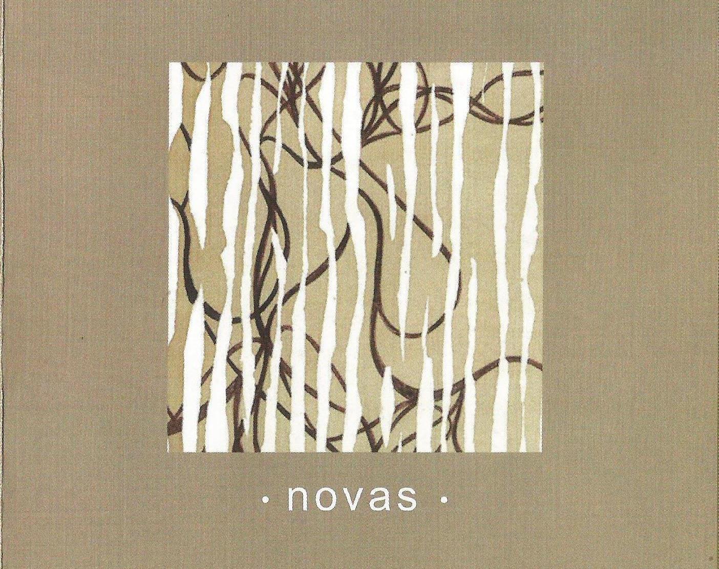 Concurso Novas 1 - Álbum de partituras