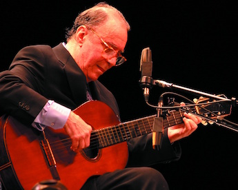 A música tímida de João Gilberto - Enrique Valarelli Menezes