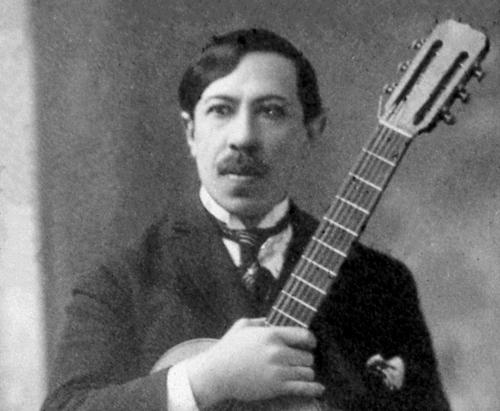 Agustín Barrios e suas danças paraguaias - Carlos Alfeo