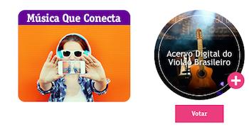 Acervo Digital do Violão Brasileiro é finalista do Prêmio Vivo Música Que Transforma