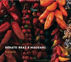 Acervo divulga faixas do novo CD de Renato Braz e Maogani