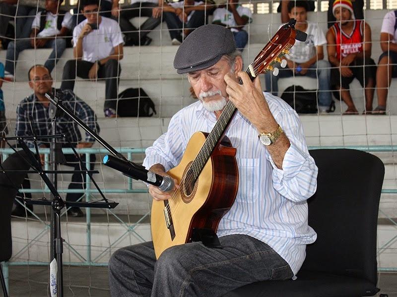 A música sergipana para violão de Alvino Argollo - Diego Lima