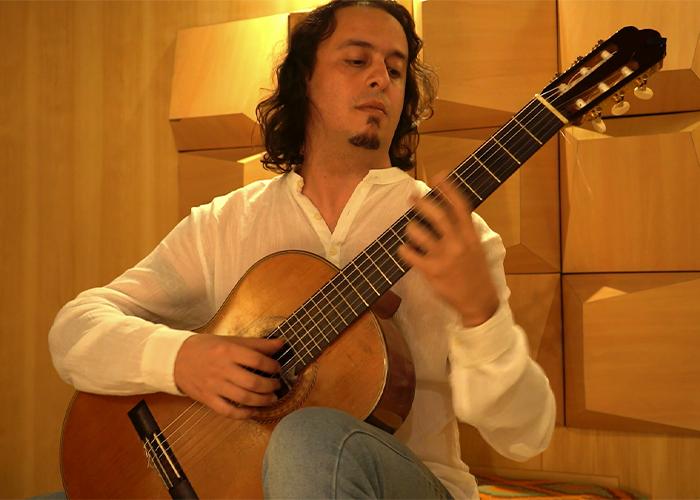 Capa do vídeo Chrystian Dozza - Samba Rock (Chrystian Dozza) - Violão Brasileiro
