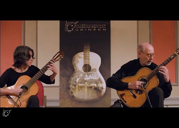 Capa do vídeo Valsa Brilhante (Paulo Bellinati) - Paulo Bellinati e Cristina Azuma