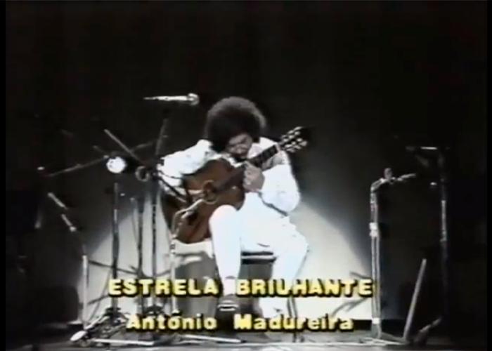 Capa do vídeo Estrela Brilhante - Antônio Madureira