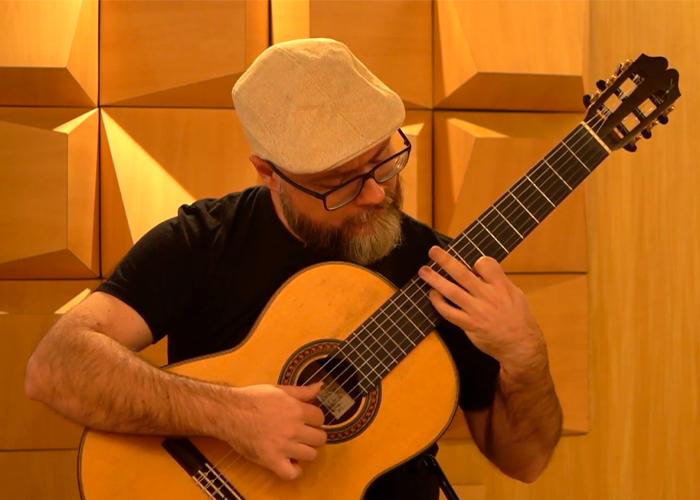 Capa do vídeo Thiago Colombo - Díptico (Thiago Colombo)