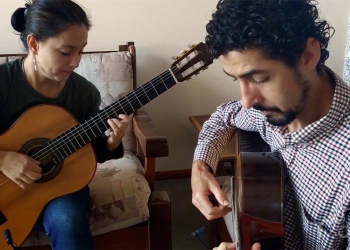 Capa do vídeo Duo Siqueira Lima - Lamento Sertanejo (Dominguinhos / Gilberto Gil)