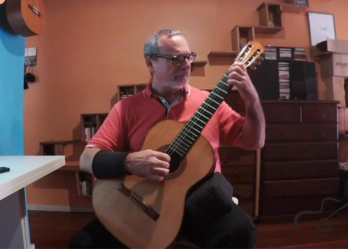 Capa do vídeo Nicolas de Souza Barros - Bambino (Ernesto Nazareth) - Violão Brasileiro