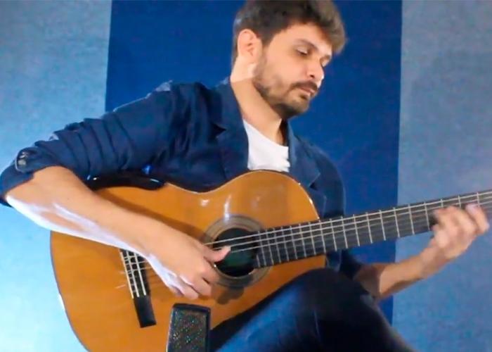 Capa do vídeo Josué Costa - AJ Rodrigues (Josué Costa) - Violão Brasileiro