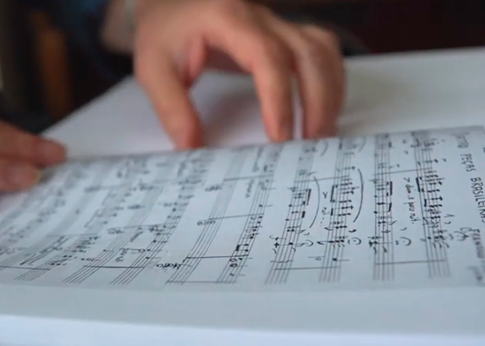 Capa do vídeo Manuscritos de Buenos Aires [minidocumentário]