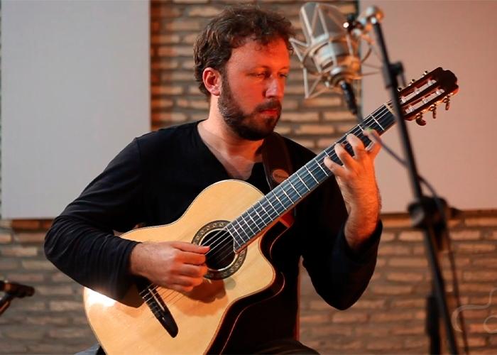 Capa do vídeo Jow Ferreira - Valsa do Acalanto (Jow Ferreira) - Violão Brasileiro