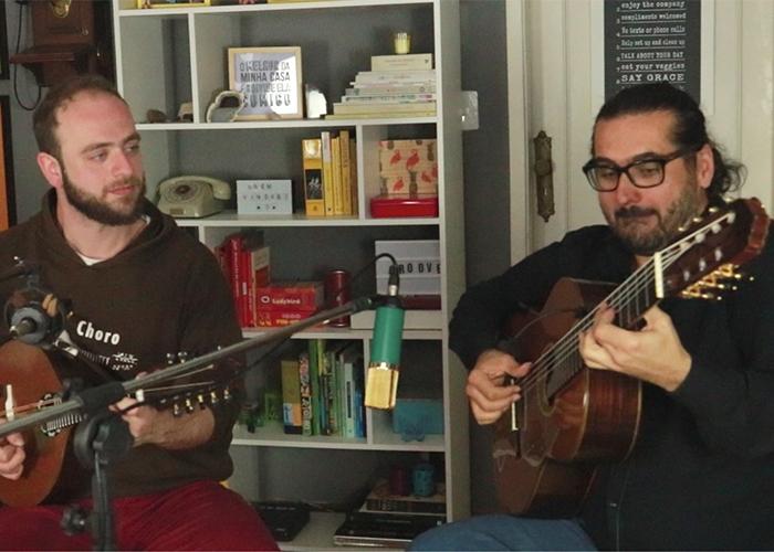 Capa do vídeo Alessandro Penezzi e Fábio Peron - Cê não Soube? (Fábio Peron)