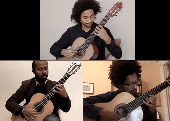 Capa do vídeo AQUIDISTANTES 10 - João Luiz, Franciel Monteiro e Plínio Fernandes - Baião de Gude