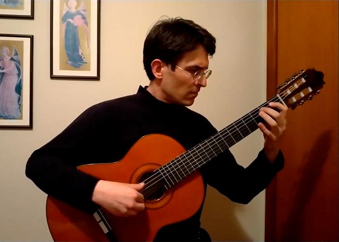 Capa do vídeo Luciano Lima - Estudo XI (Radamés Gnattali)