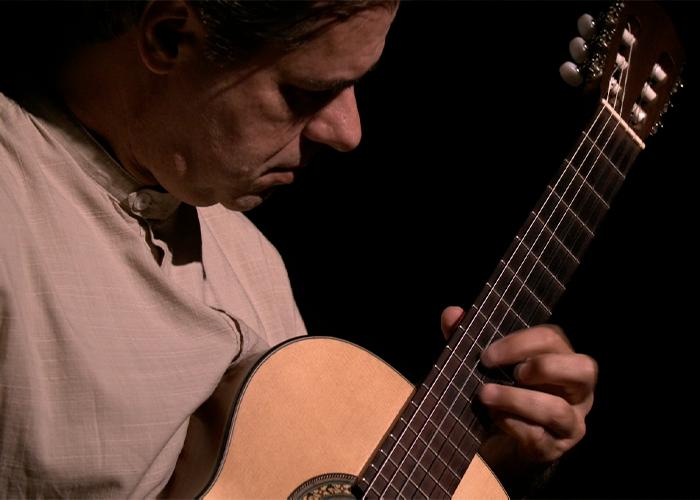 Capa do vídeo Ricardo Pauletti - Dança das Segundas (Ricardo Pauletti) - Violão Brasileiro