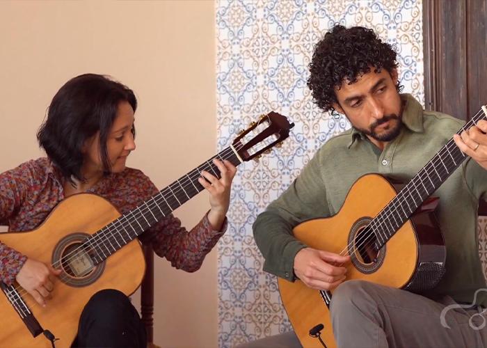 Capa do vídeo Duo Siqueira Lima - Miudinho_Bachiana Brasileira n. 4 (Villa-Lobos) - Violão Brasileiro