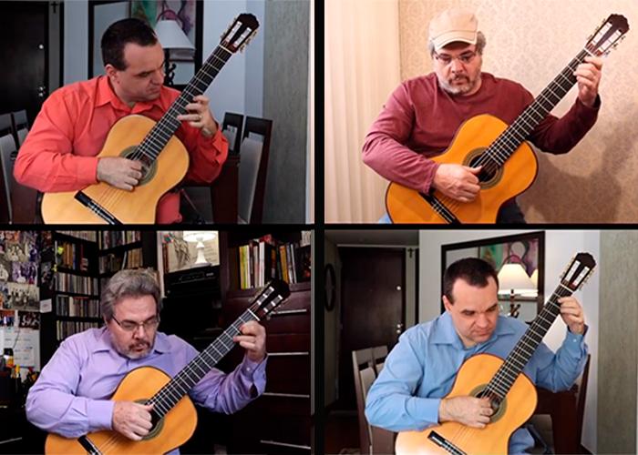 Capa do vídeo Villani-Côrtes - Baião das 5 Miniaturas Brasileiras - Duo Bartoloni