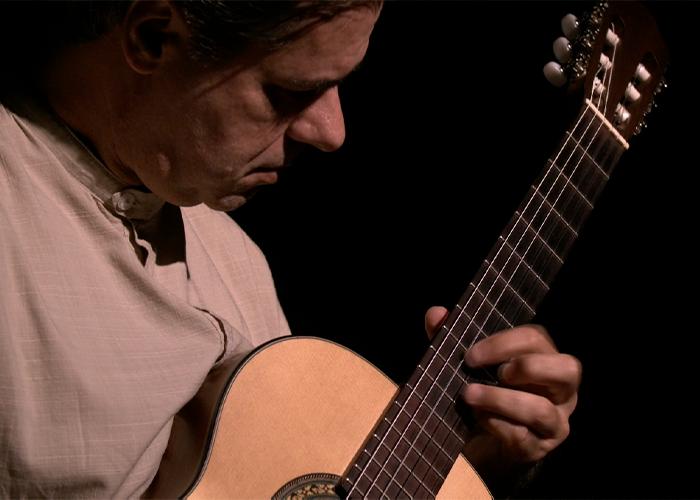 Capa do vídeo Ricardo Pauletti - O Voo da Arraia (Ricardo Pauletti) - Violão Brasileiro