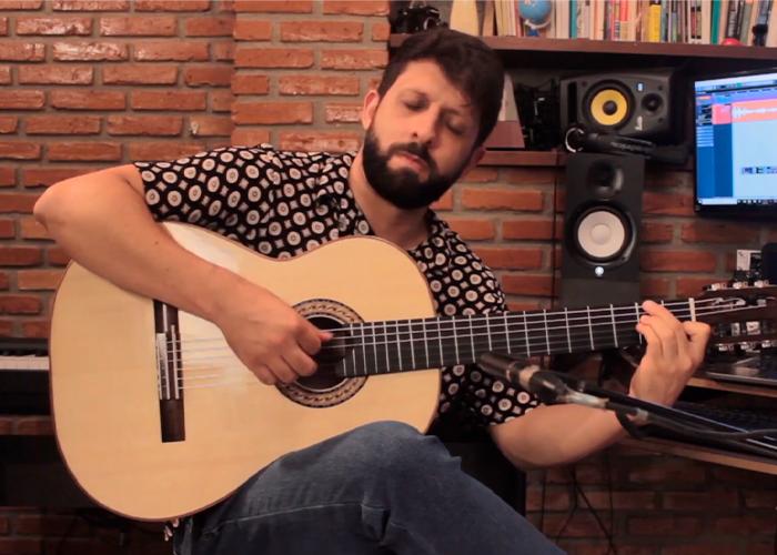 Capa do vídeo Waldir Junior - Casamata (Ulisses Rocha) - Violão Brasileiro