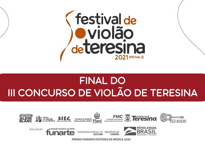Capa do vídeo Final do III Concurso de Violão de Teresina