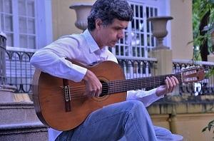 Caio Cezar recebe convidados na série Solo&Cia no Museu do Estado de Pernambuco