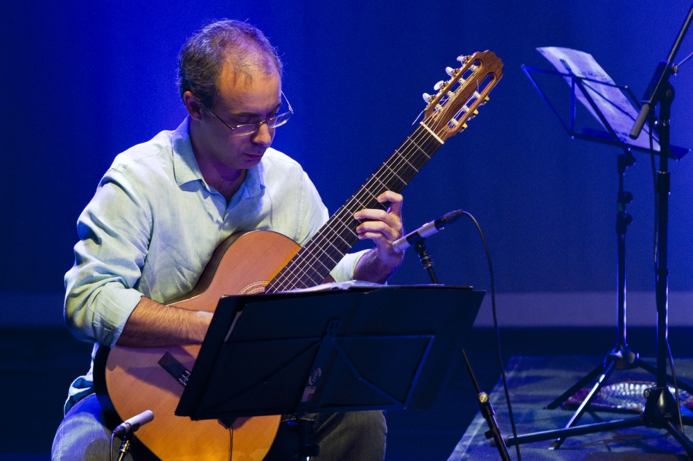Carlos Chaves descreve como criou música selecionada do Concurso Novas 3. Baixe a partitura