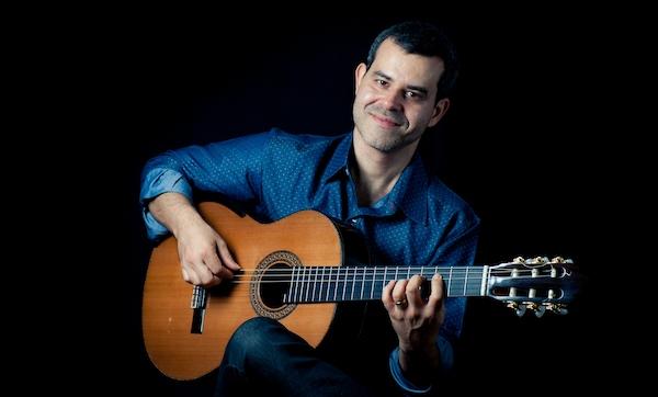 Lives de violão: Carlos Walter, Francisco Araújo, Thiago Colombo e Conrado Paulino tocam neste sábado (30/05)