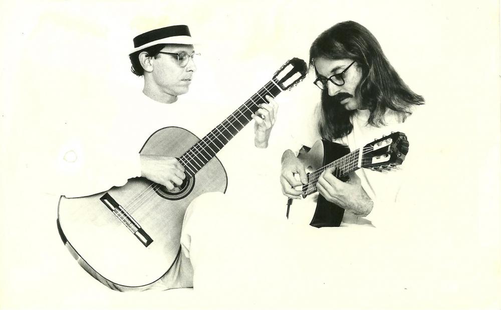 Os 60 anos de Fred Schneiter e o violão de orelha de onça