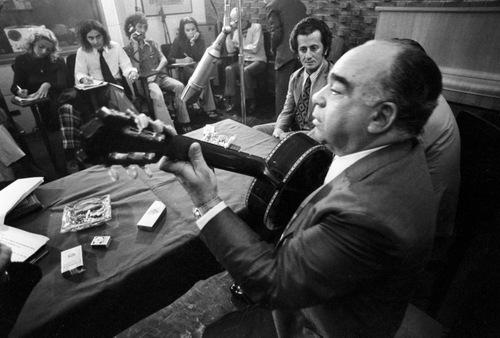 Centenário de Dilermando Reis é tema de reportagem da Folha de S Paulo