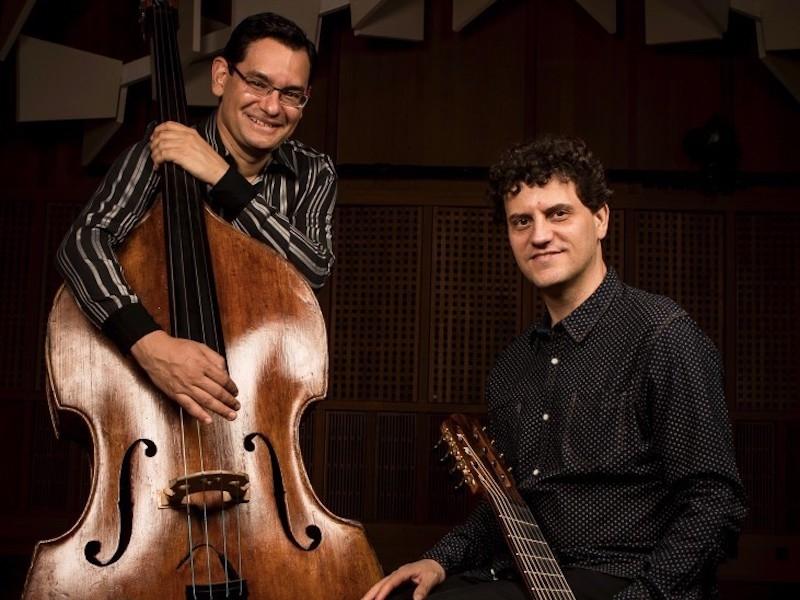 Duo Alieksey Vianna e Roberto Koch
