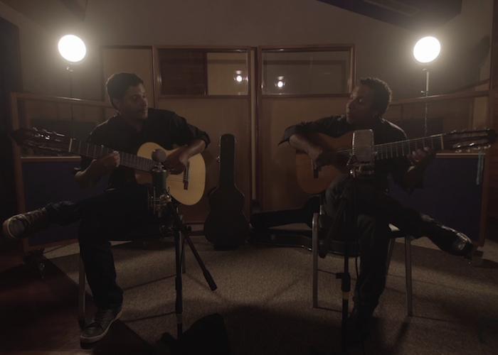 Duo Rubem França & Renan Melo - Frevaço (Rubem França)