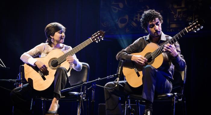 Pesquisador revela segredos e estratégias para a performance musical em duo de violões