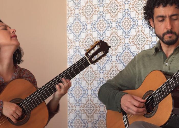 Capa do vídeo Duo Siqueira Lima - Ária_Bachiana Brasileira n. 4 (Villa-Lobos)