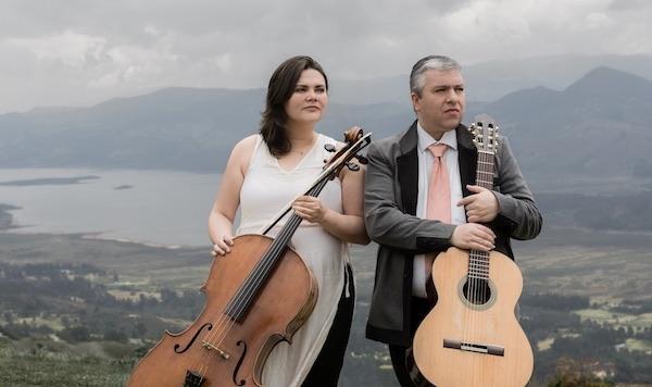 Duo Villa-Lobos e Andrea Roberto são destaques internacionais do Festival de Violão da UFRGS nesta sexta (20/11)