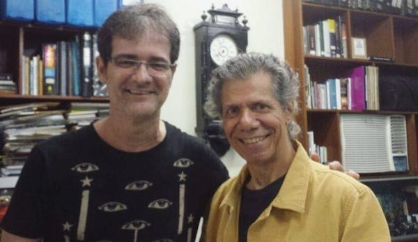 Chick Corea no Recife e as notinhas mimosas do violonista Fred Andrade