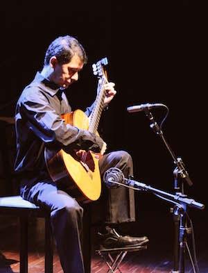 Gilson Antunes dará aulas no Festival de Música de Presidente Prudente