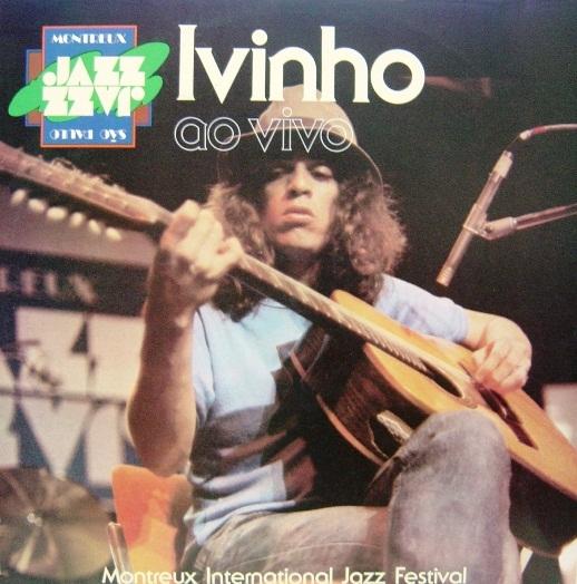 Portal relança o raro e único LP do violonista e guitarrista pernambucano Ivinho