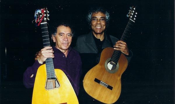 Violonistas José Barrense-Dias e Toninho Ramos fazem live neste sábado