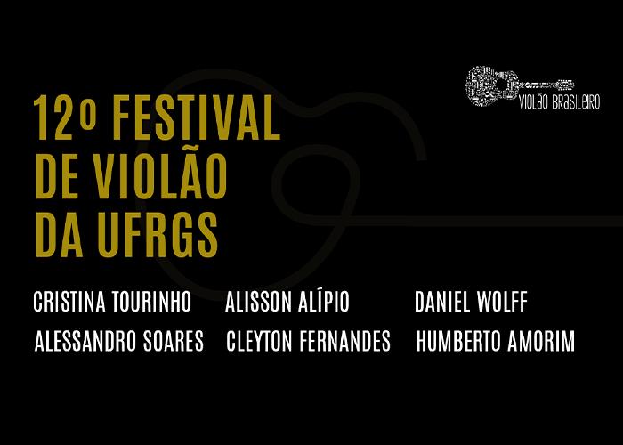 Capa do vídeo LIVE - Festival de Violão da UFRGS