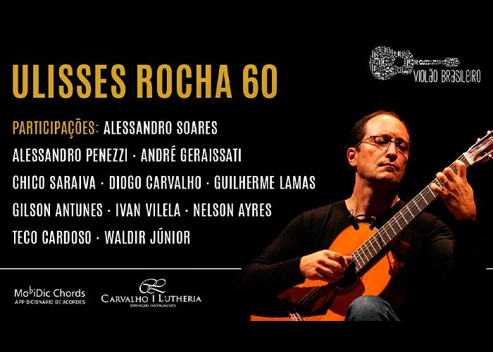 Capa do vídeo Ulisses Rocha 60