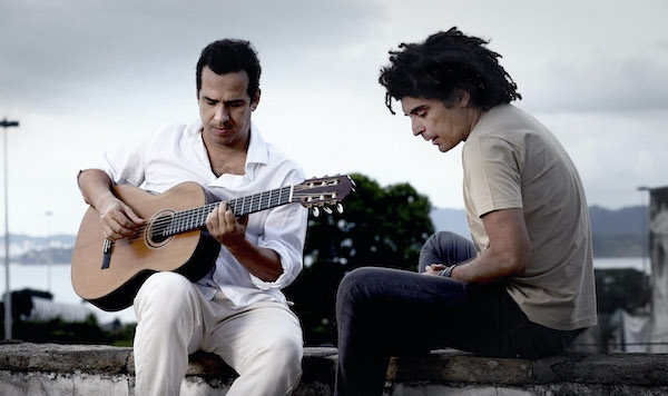 Zé Paulo Becker e Marcos Sacramento se apresentam na Mostra Semente Música Viva neste domingo