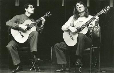 15ª Mostra de Violão Fred Schneiter marca os 90 anos de Nicanor Teixeira e de Edino Kriger