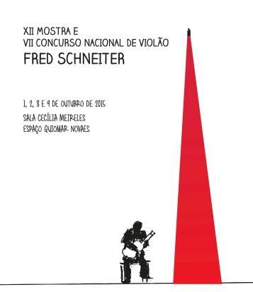 XII Mostra Fred Schneiter começa nesta quinta (01)