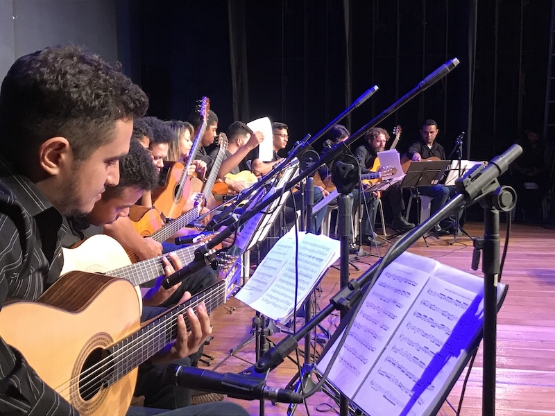 Orquestra de Violões de Teresina