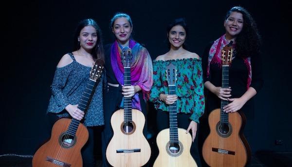 Concerto reúne quatro jovens mulheres violonistas neste sábado (07) em São Paulo