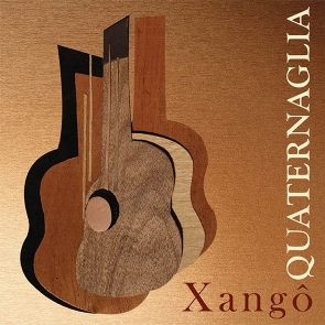 Acervo destaca Xangô, sétimo CD do Quaternaglia