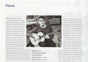 Revista Carta Capital destaca parceria do Acervo Digital do Violão com o Instituto Piano Brasileiro
