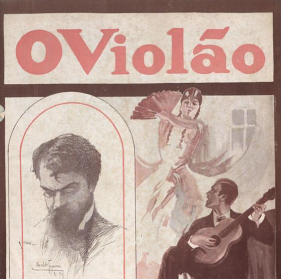 Revista O Violão - Ano 1 - Número 3 - Fevereiro 1929