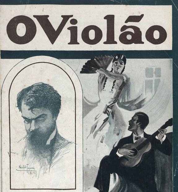 Revista O Violão - Ano 1 - Número 2 - Janeiro 1929