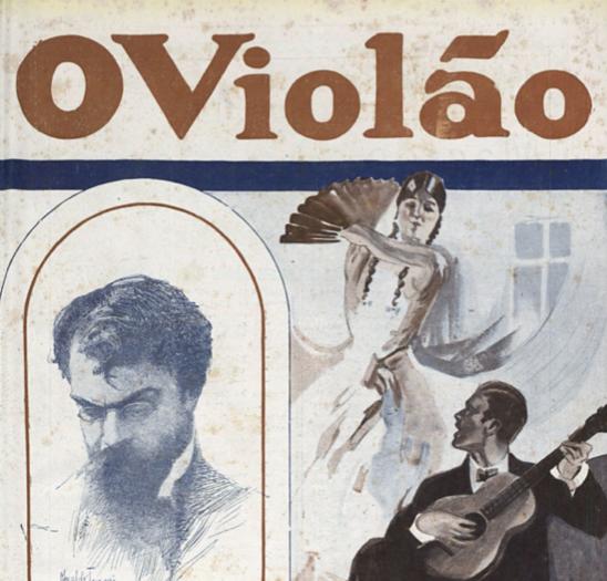 Revista O Violão - Ano 1 - Número 5 - Abril 1929